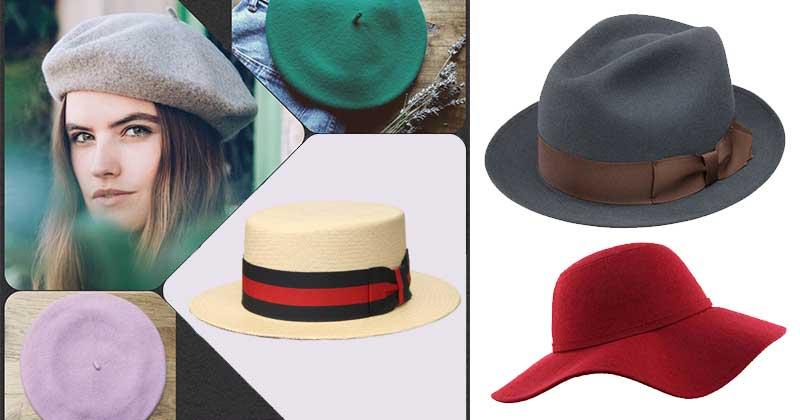 หมวกเทรนด์ปี 2017 มาแรง!!