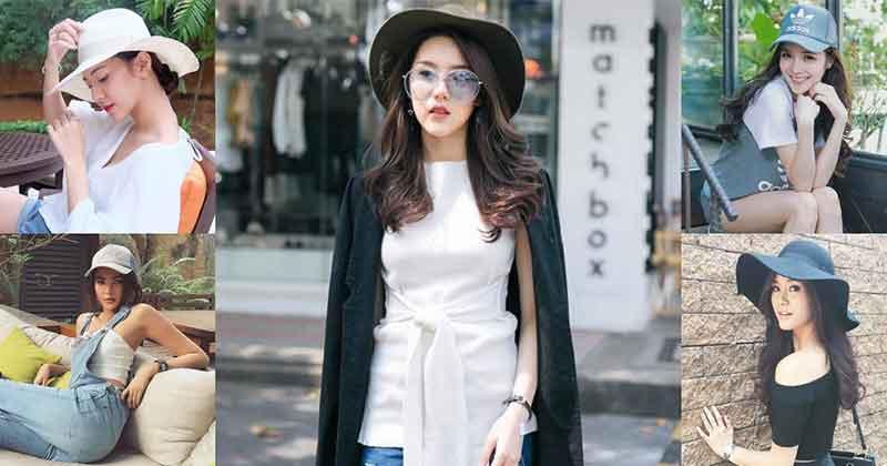 การเลือกหมวกให้เหมาะกับรูปหน้า สไตล์แฟชั่น Street Style